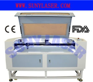 China Dongguan CO2 Laser Marble Engraver for Vairous Nonmetals pictures & photos
