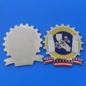 Car Badge Made of Zinc Alloy pictures & photos