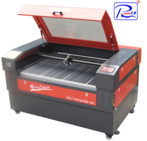 P Series Laser Cutting Machine with 100W Reci (RJ-1280) pictures & photos