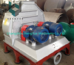 Double Motor Hammer Mill for Carboxyl Methyl Cellulose