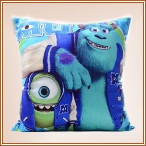 100% Digital Polyester Printed Cushion pictures & photos