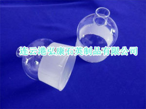 Quartz Cap for Furnace, Quartz Furnace Door Pipe pictures & photos