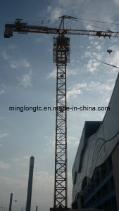 Tower Crane TC7012-Arm 70m, Tip Load 1.2t pictures & photos