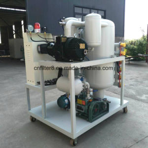 Zyd-30 1800L/H Transformer Oil Dielectric Oil Filter Machine (ZYD-30) pictures & photos