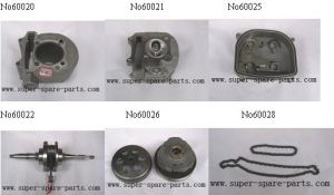 China GY6 150cc 125cc Engine Spare Parts for Scooter or ATV