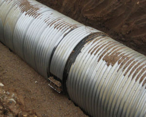 Corrugated Drainage Pipe