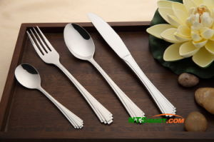 Stainless Steel Cutlery Set (N000020445-20461) pictures & photos