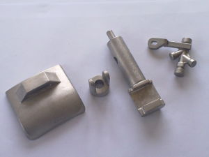 High Precision Gun Rifle Steel Casting Parts pictures & photos