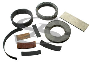 Brake Lining Roll (rubber moulded, woven resin) pictures & photos