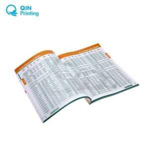 china printing sample catalogues books booklets magazines brochures