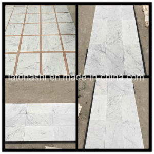 China Natural White Marble Stone Tiles