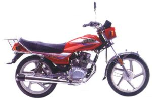 125cc Motorcycle (JL125-3H) pictures & photos