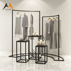 Cheap Stand Hanger Clothing Shops Display Stands Display Accessories