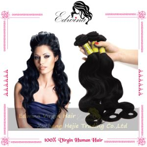 7A Peruvian Virgin Hairpiece Body Wave Natural Human Hair