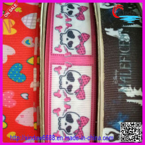 Polyester Grosgrain Ribbon pictures & photos