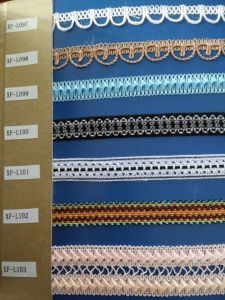 Beautiful Lace Trim for Curtain pictures & photos