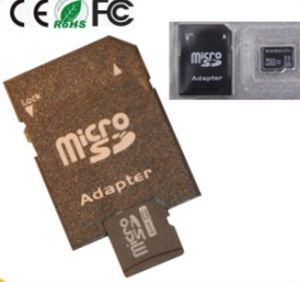 Micro SD Card Flash Memory Card with Adaptor