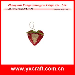 Christmas Decoration (ZY16Y136-1 24CM) Christmas Ornament Import pictures & photos