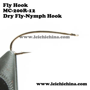 Fly Tying Hook Dry Fly Nymph Hook pictures & photos