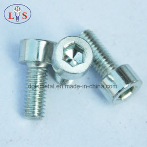 Hexagon Socket Cup Head Bolt/Machine Screw pictures & photos