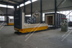 Industrial Trolley Furnace up to 1200c pictures & photos