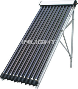 Evacuated Tube Solar Heater Collector (INLIGHT-H) pictures & photos