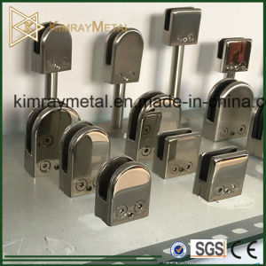 Stainless Steel Balustrade Glass Clamp