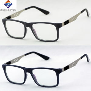 New Latest Design Temple Spectacle Frame Optical Frame