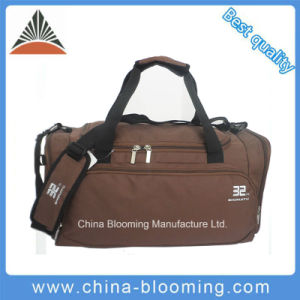 Polyester Shoulder Duffel Sports Outdoor Gym Fitness Travelling Travel Bag pictures & photos