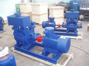 Single Stage Liquid Ring Vacuum Pump (SK) pictures & photos