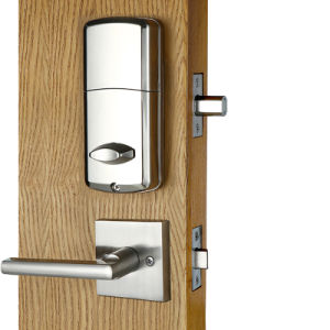 Modern Zinc Alloy Customized a Standard Electronic Mortise Door Lock pictures & photos