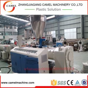 Plastic PVC Pipe Extrusion Extruder Production Line Machinery pictures & photos