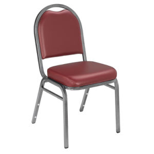 Round Back Metal Banquet Chair