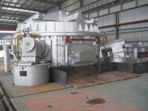 Regenerative Round Melting Furnace