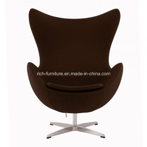 Fiberglass Frame Hotel Bar Egg Leisure Dining Chair Designer Furniture pictures & photos