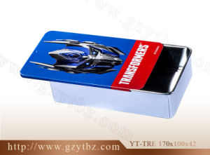 Slide Jewelry Box Packaging Tin