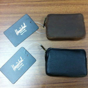100% Leather Wallet & Coin Bag (4UWT001)