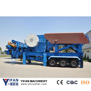 Complete Design and Reasonable Price Mobile Crushing Plant pictures & photos