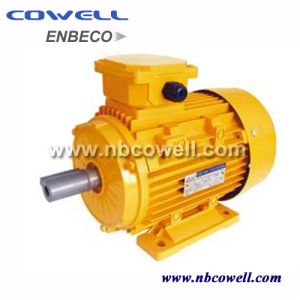 Aluminum Case Single Phase 5HP AC Electric Motor