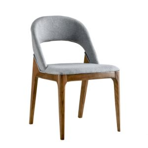 Nordic Wooden Dining Chair for Restaurant Cafe pictures & photos