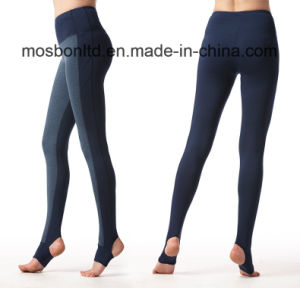 Sexy Tight Around Sport Long Pants, High-Elastic High Quality Running The Fitness of Pants pictures & photos