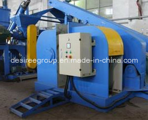 Double Hook Scrap Tire Bead Wire Removing Machine