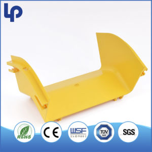 Routing Protect PVC Fiber Optic Cable Raceway Tray Duct