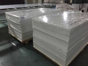 PE Sheet, HDPE Sheet, Plastic Sheet with White, Black Color pictures & photos