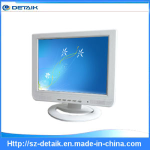 15inch White Color TFT LCD Monitor for Computer (DTK-1519W)