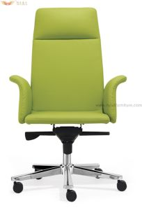 Executive Metal Office Leather Chair for Office Furniture pictures & photos