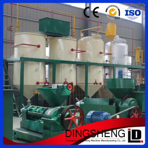 Small Scale Crude Sunflower Oil Refining Equipment pictures & photos