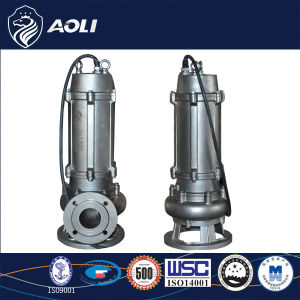 Ss 304 / Ss316 / Ss316L Submersible Sewage Pump pictures & photos