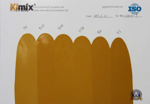 Further Treated Inorganic Pigment Iron Oxide Yellow (313H)
