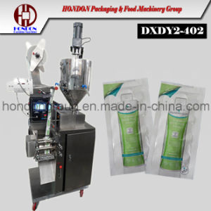 Hair Color Cream Packing Machine pictures & photos